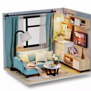 Miniwoonkamer