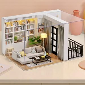 mini woonkamer met veranda